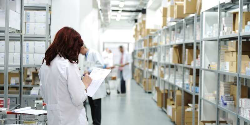 controle de estoque farmacia